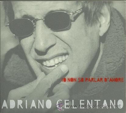 ADRIANO CELENTANO CD SELLO CLAN AÑO 1999 EDITADO EN ITALIA. (Música - CD's World Music)