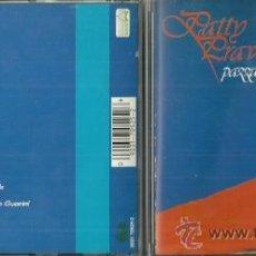 CDs de Música: PATTY PRABO CD SELLO WARNER EDITADO EN ITALIA.. Lote 32356840