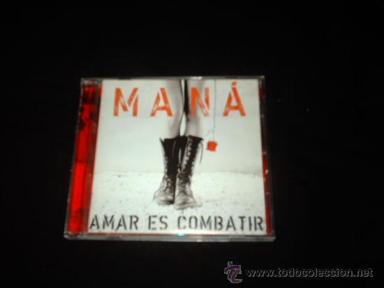 MANA-AMAR ES COMBATIR (Música - CD's Latina)