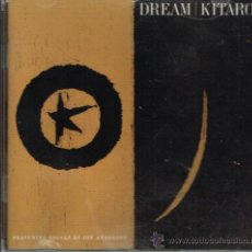CDs de Música: KITARO - DREAM. FEATURING VOCALS BY JON ANDERSON - CD 1992. Lote 32388714