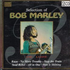 CDs de Música: BOB MARLEY - SELECTION DE LUXE OF BOB MARLEY - DOBLE CD 1996. Lote 32388786