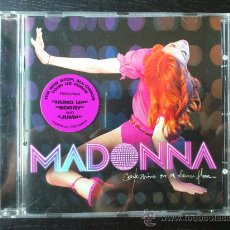 CDs de Música: MADONNA - CONFESSIONS ON A DANCE FLOOR - CD ALBUM - 2005 - WARNER. Lote 32430643