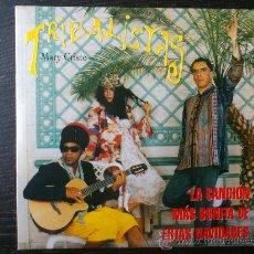 CDs de Música: TRIBALISTAS - MARY CRISTO - CARLINHOS BROWN - CD SINGLE - PROMO - 2003 - EMI. Lote 32431272