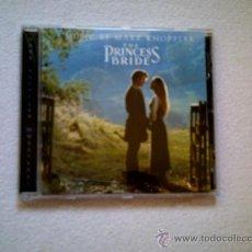 CDs de Música: CD BSO LA PRINCESA PROMETIDA (THE PRINCESS BRIDE)(MUSICA DE MARK KNOPFLER). Lote 32415671
