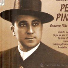 CDs de Música: DOBLE CD GRANDES EXITOS DE PEPE PINTO . Lote 32443942