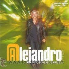 CDs de Música: ALEJANDRO PARREÑO CON SU PRIMER ÁLBUM : PERDIDO EN EL PARAÍSO. Lote 32497241