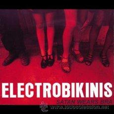 CDs de Música: ELECTROBIKINIS- SATAN WEARS BRA SUBTERFUGE RECORDS 1999. Lote 32506087