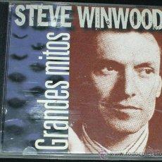 CDs de Música: STEVE WINWOOD. Lote 32514340