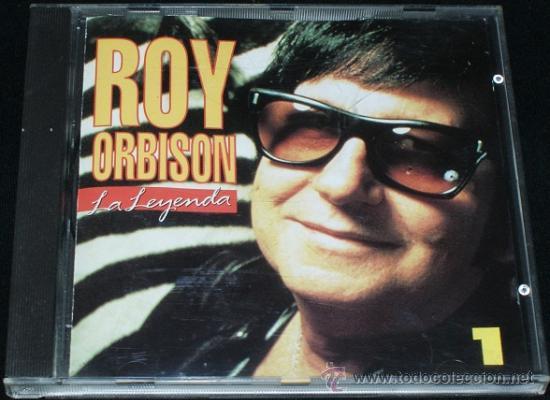 ROY ORBISON (Música - CD's Melódica )