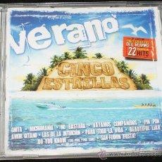 CDs de Música: DISCO VERANO. Lote 32515069