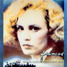 CDs de Música: B.S.O. ORIGINAL * FRANCES & UNA PROPOSICIÓN INDECENTE * (DOS SCORES 1 CD). JOHN BARRY. NUEVA.. Lote 32515374