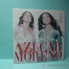 CDs de Música: AZUCAR MORENO AMEN - MAMMA MIA. CD PROMOCIONAL. SINGLE.. Lote 32522318