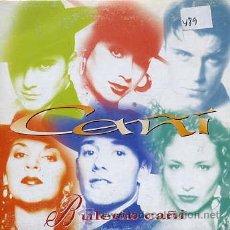 CDs de Música: CAÑI / BULERIA CAÑI (MEDLEY) CD SINGLE CARTÓN 1995). Lote 32532052
