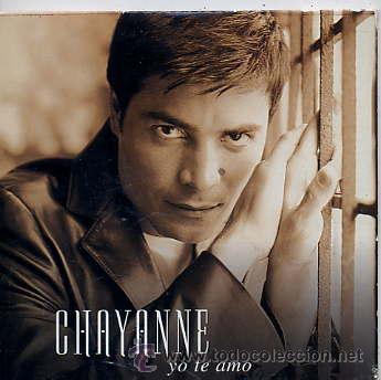 CHAYANNE / YO TE AMO (CD SINGLE CARTÓN 2000) (Música - CD's Latina)