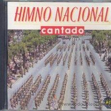 CDs de Música: HIMNO NACIONAL DE ESPAÑA CANTADO - CD RARISIMO. Lote 32586407