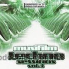 CDs de Música: MUSIFILM TECHNO SESSIONS VOL N° 1 TUNING MONSTER MIX. Lote 32621466