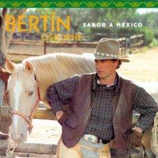 CDs de Música: BERTIN OSBORNE SABOR A MEXICO CD. Lote 32639392