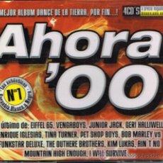 CDs de Música: AHORA '00 - 4 CDS 2000. Lote 33119063