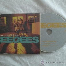 CD de Música: CD SINGLE - BEE GEES: YOU SHOULD BE DANCING REMIX(DECADANCE) - FOR WHOM THE BEL TOLLS. Lote 32667156