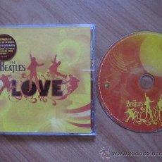CDs de Música: THE BEATLES `LOVE`. Lote 31780970