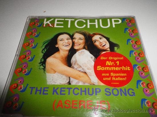 Las ketchup asereje