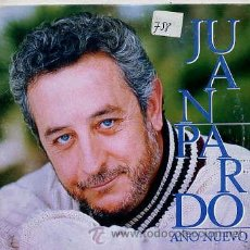 CDs de Música: JUAN PARDO / AÑO NUEVO (CD SINGLE CARTÓN 1995). Lote 32688007