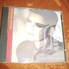 CDs de Música: MATHILDE SANTING. BREAS AND BROW. CD MEGADISC 1989.. Lote 32690178