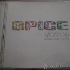CDs de Música: SPICE GIRLS (GREATEST HITS). Lote 32703761