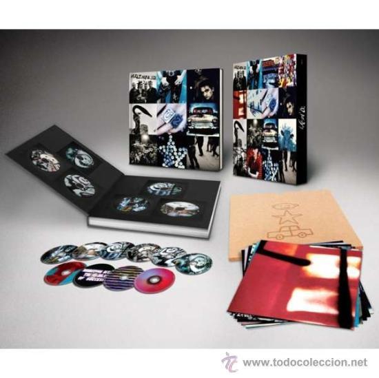 U2 Box Set : u2 achtung baby super deluxe box set 6 cd vendido en venta directa 36156636 ~ Vivirlamusica.com Haus und Dekorationen