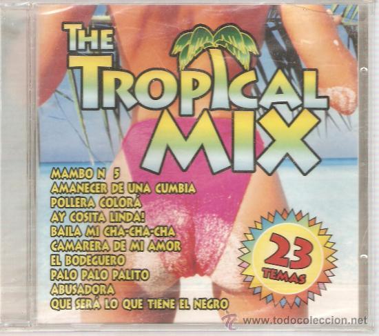 CD THE TROPICAL MIX (MAMBO MIX + CUMBIA MIX + CHA CHA CHA MIX + MERENGUE MIX ) (Música - CD's Latina)