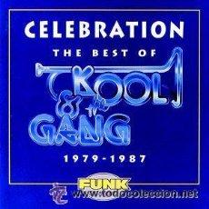 CDs de Música: KOOL & THE GANG CELEBRATION. Lote 32715728