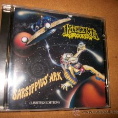 CDs de Música: CD INFECTIOUS GROOVES - SARSIPPIUS' ARK - (LIMITED EDITION) - SONY 1993 - ROBERT TRUJILLO - METALLIC. Lote 32782949