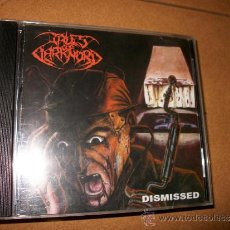 CDs de Música: CD TALES OF DARKNORD - DISMISSED - MORE HATE PRODUCTION 2002 - DEATH METAL. Lote 32782977