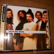 CDs de Música: CD FAITH NO MORE - THE PLATINUM COLLECTION - WARNER 2005 - MIKE PATTON. Lote 32782988