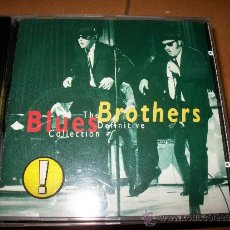 CDs de Música: CD THE DEFINITIVE BLUES BROTHERS COLLECTION - 20 CANCIONES - ARETHA FRANKLIN. Lote 32783372