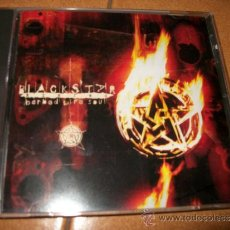 CDs de Música: CD BLACKSTAR - BARBED WIRE SOUL - METAL BLADE 1999 - CARCASS - CATHEDRAL - DEATH HEAVY METAL. Lote 32783417