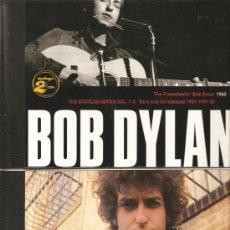 CDs de Música: BOB DYLAN : DISCOGRAFIA OFICIAL COMPLETA (27 LIBROS, CON 2 CD´S EN CADA LIBRO: 54 CD´S EN TOTAL) . Lote 32795153
