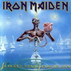 CDs de Música: IRON MAIDEN SEVENTH SON OF A SEVENTH SON CD ORIGINAL. Lote 32801218