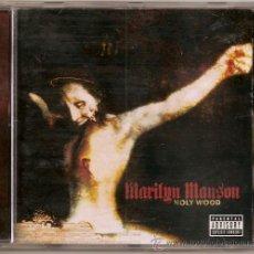 CDs de Música: MARILYN MANSON-CD HOLLYWOOD. Lote 32810611