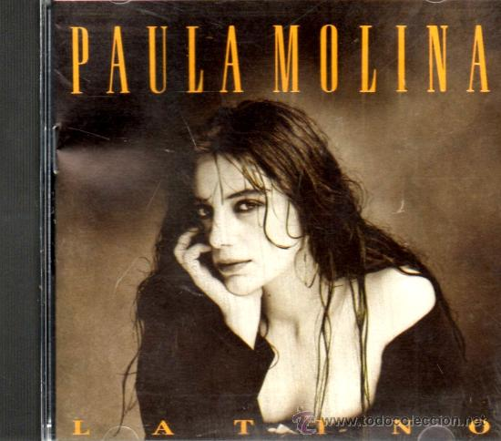CD. PAULA MOLINA: LATINO. (Música - CD's Pop)