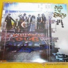 CDs de Música: OJOS DE BRUJO RUMBA DUB STYLE REMIXES CD SINGLE PORTADA DE PLASTICO CONTIENE 7 TEMAS. Lote 32821045