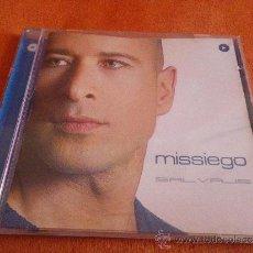 CDs de Música: MISSIEGO SALVAJE CD ALBUM DEL AÑO 2002 CONTIENE 11 TEMAS. Lote 195090908