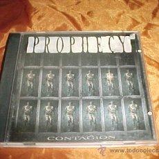 CDs de Música: PROPHECY. CONTAGION. CD USA 1999.. Lote 32936089