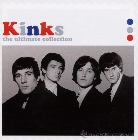 The Kinks Ultimate Collection: The Kinks * 2 Cd * The Ultimate Collection * Pr