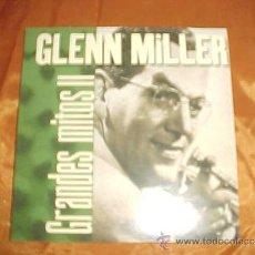 CDs de Música: GLENN MILLER. GRANDES MITOS II. CD MEDIASAT. Lote 32984081