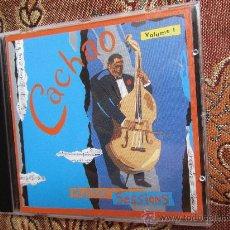 CDs de Música: CD. DE CACHAO- TITULO MASTER SESSIONS VOLUMEN 1- CD- ¡¡¡NUEVO A ESTRENAR¡¡¡. Lote 32986243