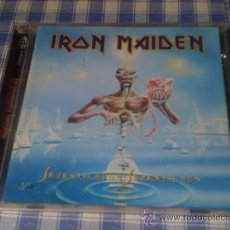 CDs de Música: IRON MAIDEN - SEVENTH SON OF A SEVENTH SON - ÁLBUM CD HEAVY METAL. Lote 33006674