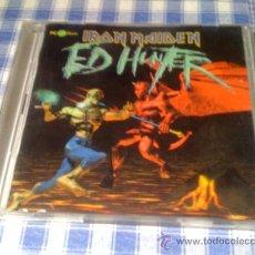 CDs de Música: IRON MAIDEN - ED HUNTER - ÁLBUM 2 DISCOS CD HEAVY METAL. Lote 33006699