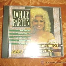 CDs de Música: DOLLY PARTON. EVERYTHING'S BEAUTIFUL. CD FLASH GERMANY. Lote 32999183