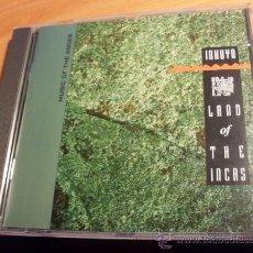 CDs de Música: INKUYO ( LAND OF THE INCAS) CD 19 TRACKS (CD9). Lote 33023647